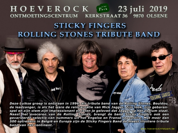 Sticky Fingers (The Stones)